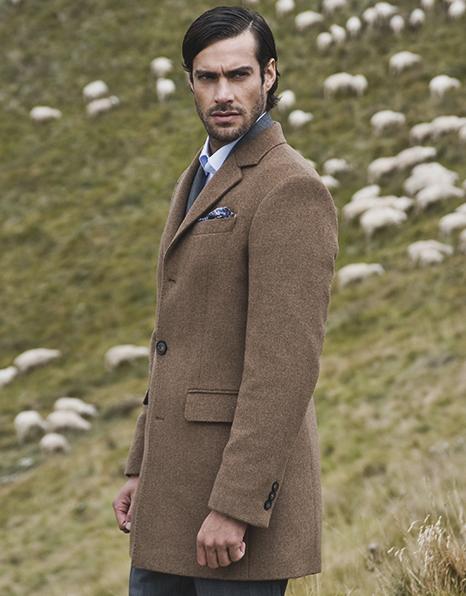 Jak dobrać płaszcz męski?