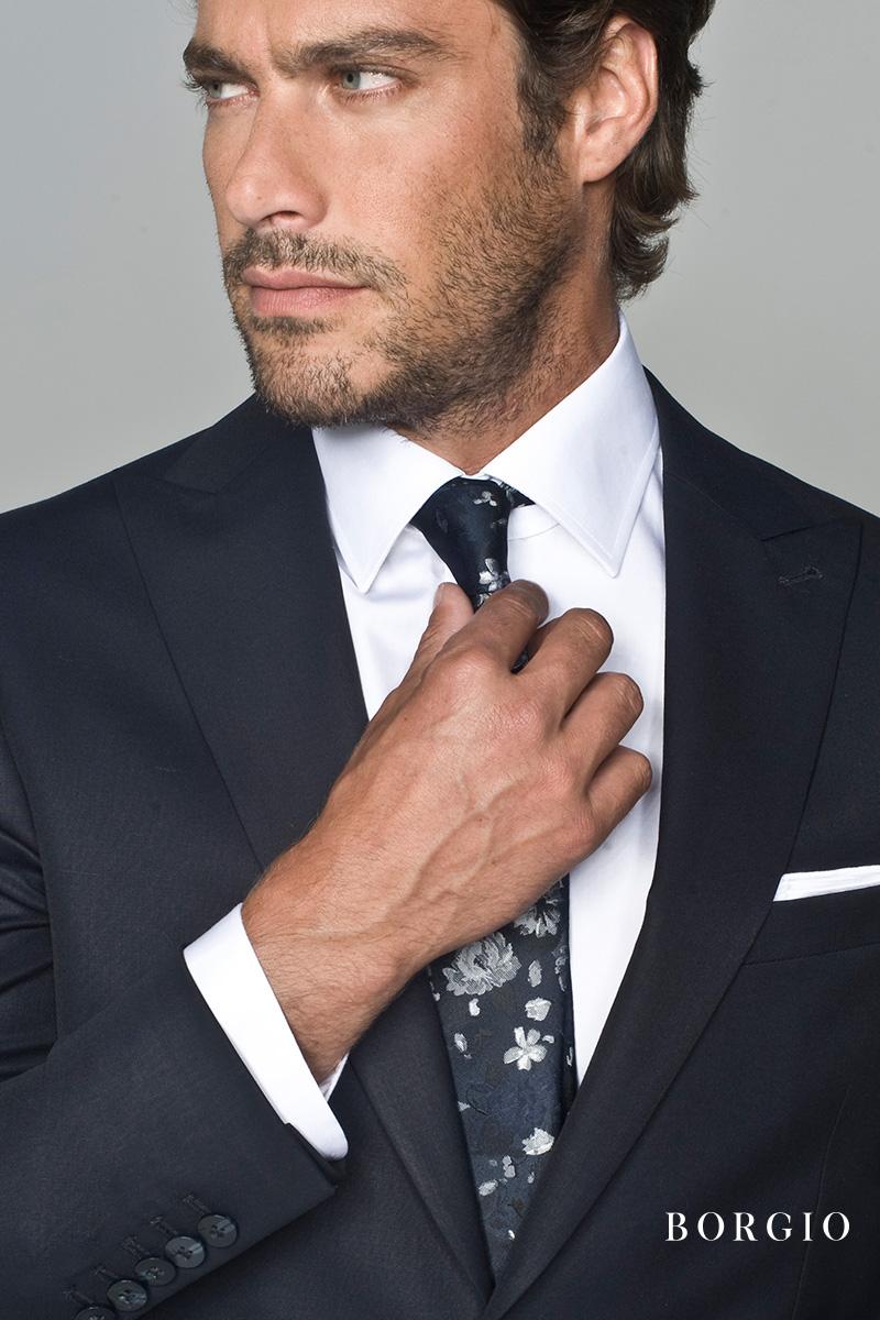Jak dobrać poszetkę do krawata?