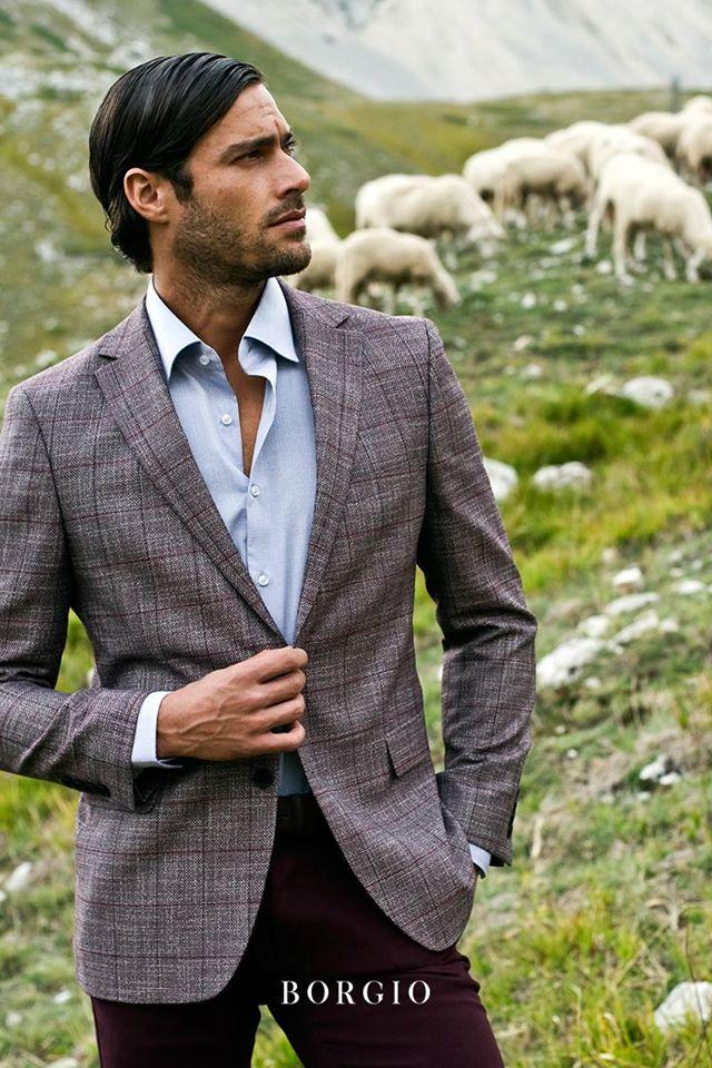 Włoski styl ubioru – marynarka