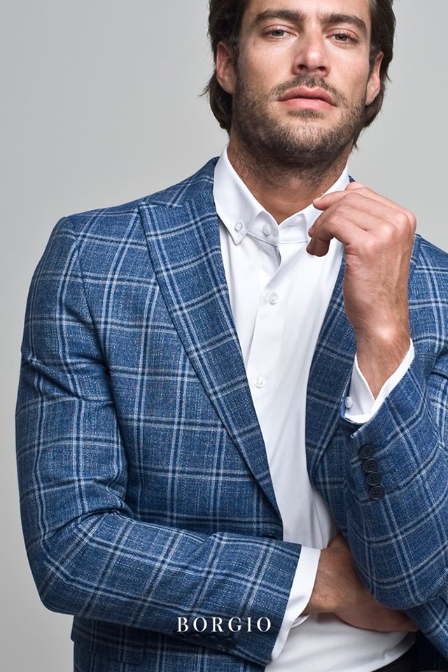 Włoski styl w modzie męskiej